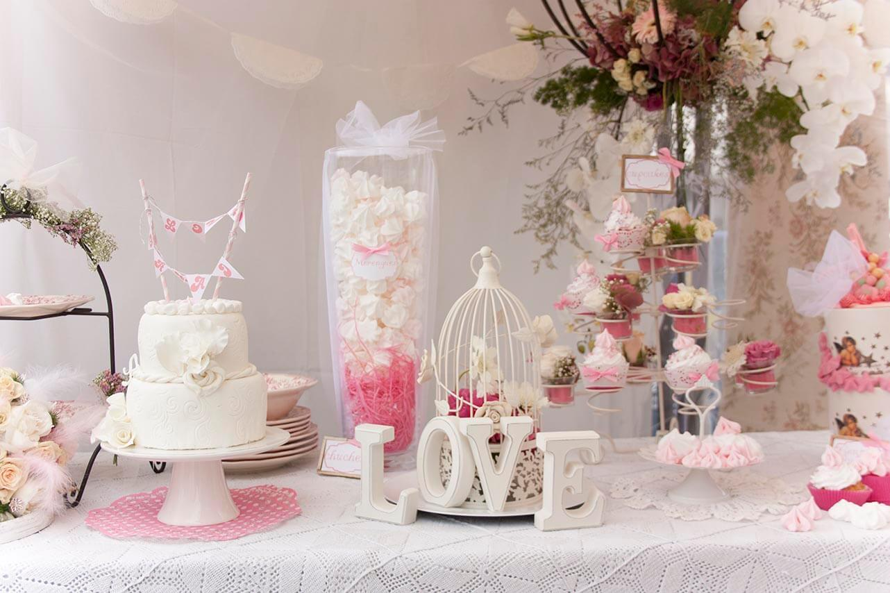 Flores y mesas dulces candy bar andromeda dreams - Decoracion de mesas ...
