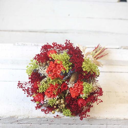 Bouquets decorativos