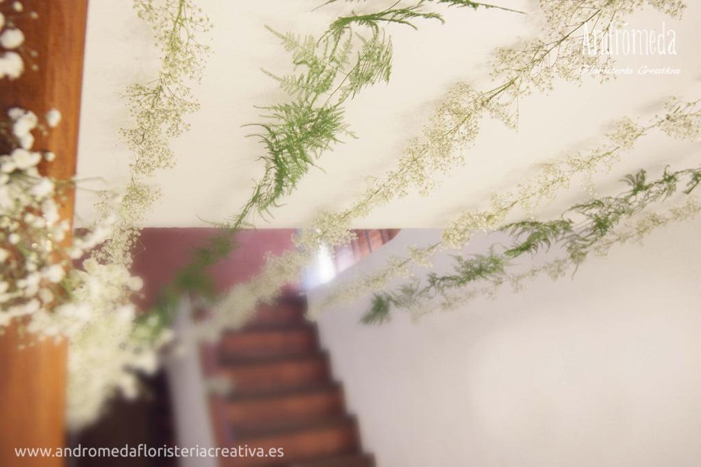 decoración de escaleras