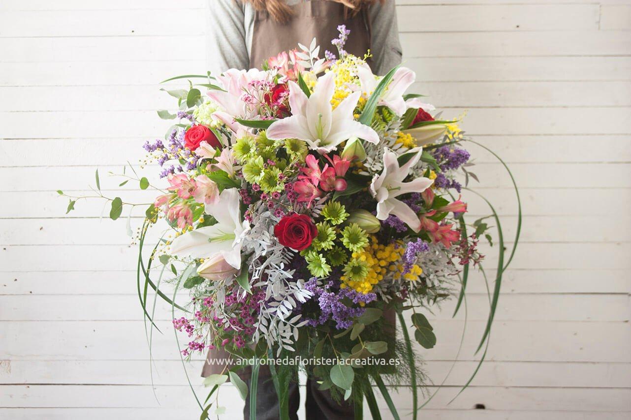 Cómo cuidar un ramo de flores