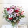 bouquet con rosas