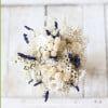 Provenza. Ramo nupcial de flores secas y preservadas